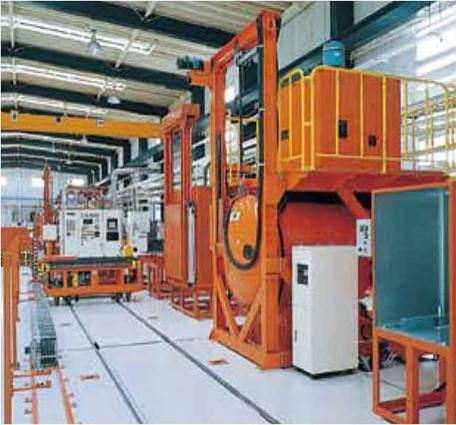 JIN-10SH  ion  nitriding  system