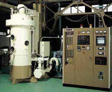JIC-6SC-SV plasma carburizing system