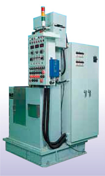 N-2QM series hardening machine with  integrated control and operation board(PSW programmer)